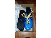Adidas astroturf football boots size 3