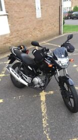 YBR 125 ** Only 4000 miles on the clock**