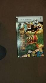 Pirate of the Caribbean dvd treasure hunt game