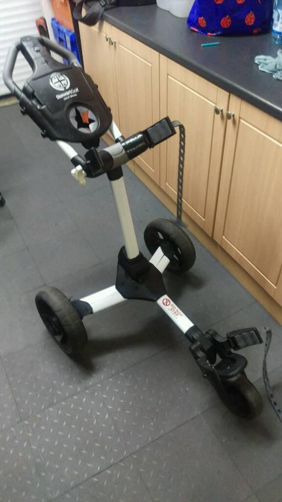 Start Golf R1 Push Trolley