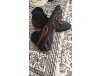 Nike Magista Orden II FG Soccer Cleats Black
