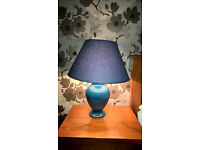 Kostka Table Lamp - Blue