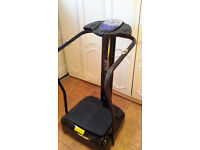 BTM Vibration Oscillating plate fitness exercise machine.