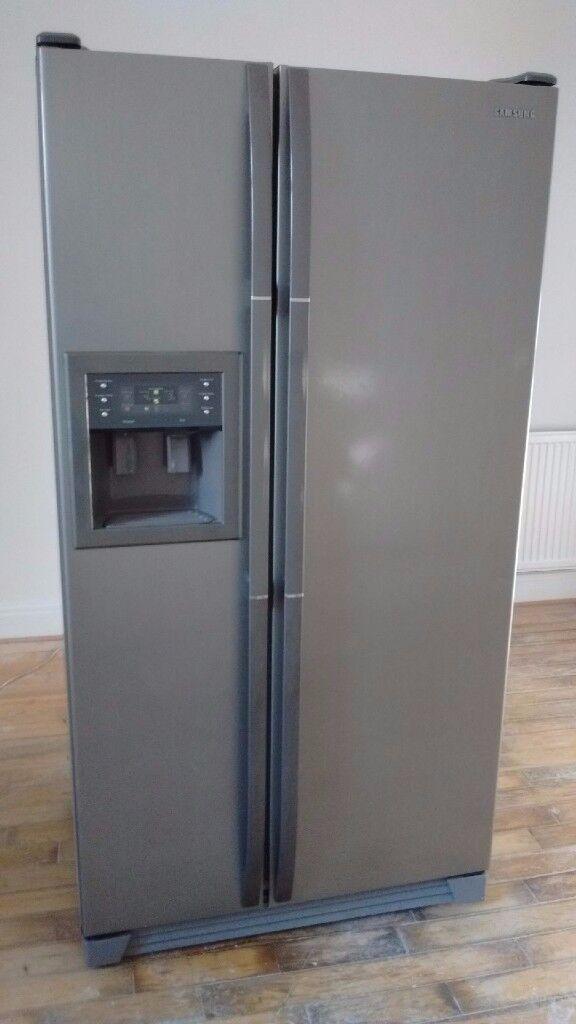 Samsung Fridge Freezer (S/steel)