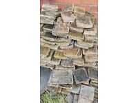 Natural stone setts/cobbles
