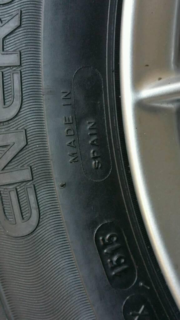 Alloy wheels BMW 16 inch