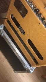 Fender Blues Delux Amp & Flight Case