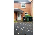Beautiful 2 bed semi detached house to let on Abbey Close West Bromwich