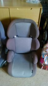 Car Seat Grey