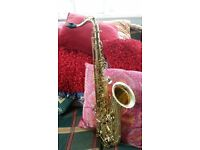 Tenor Saxophone Selmer Series 3.