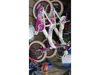 2 kids huffy style bikes suite upto age 8