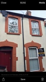 2 bedroom house to let city side-£120/week - within walking distance of city centre