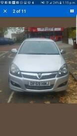 Vauxhall astra sri xp