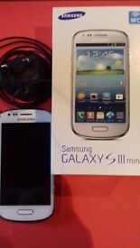 Samsung S3 Mini In White