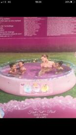 Princess swimming pool *BRAND NEW* never been used