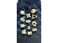 Brand new Pandora-style beads (cute)