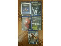 Playstation2 games