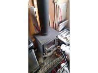 Log burner for sale