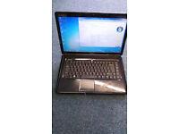 LAPTOP DELL INSPIRON 1545 - WINDOWS 7 - INTEL DUAL CORE - RAM 3GB - HDD 120GB - SCREEN 15.6 INCH