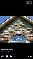 Ledgley masonry