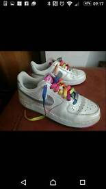 Nike air force 1. sz uk 5 from USA