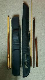 Pool and snooker cue