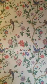 Laura Ashley wallpaper - summer palace