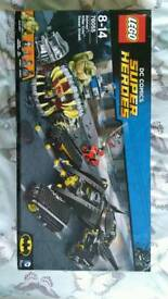 Brand new Lego dc comics 76055 Killer croc
