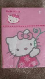 Hello Kitty Single duvet set Brand new and sealed
