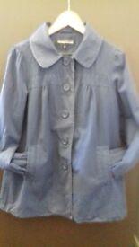 Bargain Blue Autumn Warehouse Jacket!