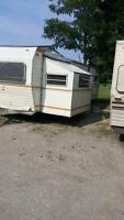 Travel Trailers For Sale at good Prices.