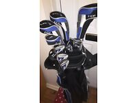 ben sayers golf clubs excellent condition
