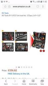 Ks professional tool kit