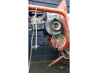 Belle mini mix mark 3 petrol mixer