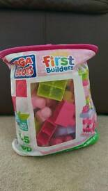 Bag of mega blocks