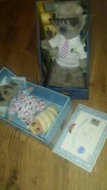 Meercat teddies