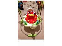 ⭐️Fisher price Rainforest JUMPEROO excellent condition ⭐️