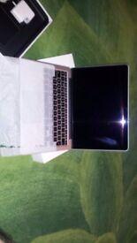 "Macbook 13"" RETINA I5 512SSD 8GIG MINT IN BOX"