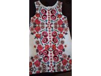 Zara floral dress. 6 year old.