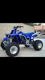 Wanted Yamaha Banshee 350 2004-2007
