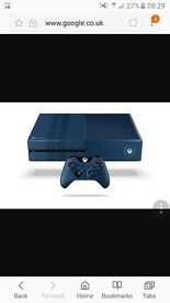 Xbox one with forza 6 edition with F12016