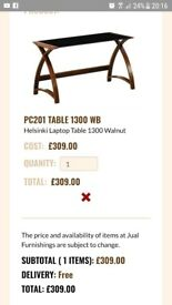 Jual work table brand new