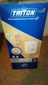 Btand new electric shower