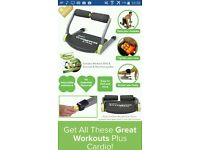 Wonder Core 2 Abs Trainer as seen on Daytime TV RRP £79.99