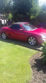 Red 1999 MG for sale