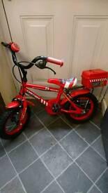 Firechief 12inch bike