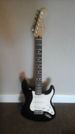 2004 fender stratocaster mexican