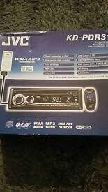 Car cd/radio/ipod player