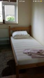 Single furnished room including all bills