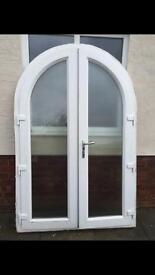 Arch way door £250